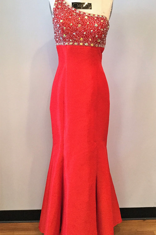 Cool Collection Red Taffeta - Size 10