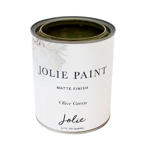 Jolie Paint - Olive Green