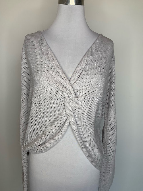 Express Gray sweater - Size medium