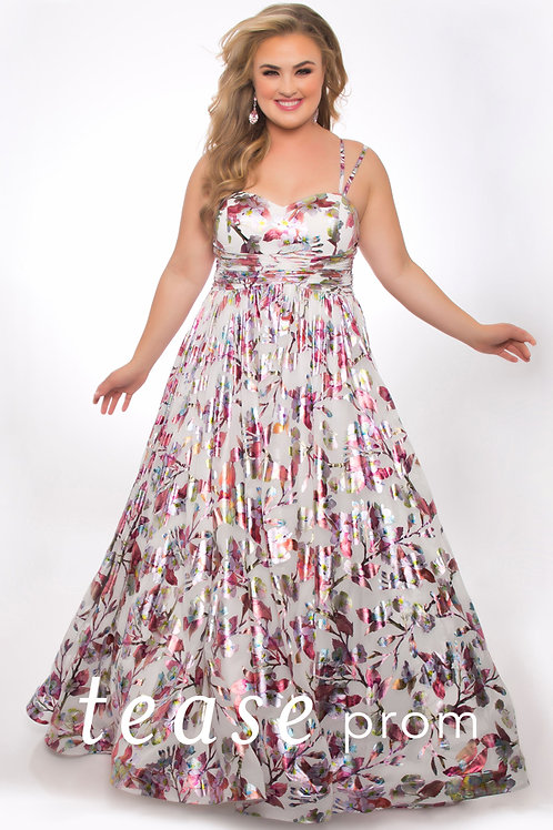 Tease Prom Floral - Sizes 14-32