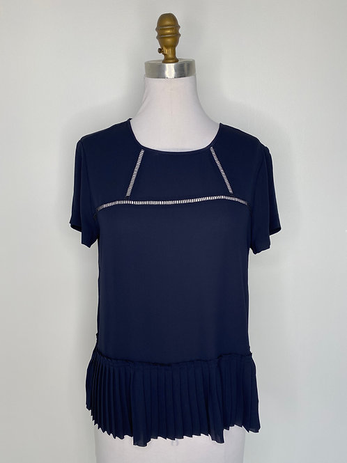 Banana Republic Navy Top Size Small