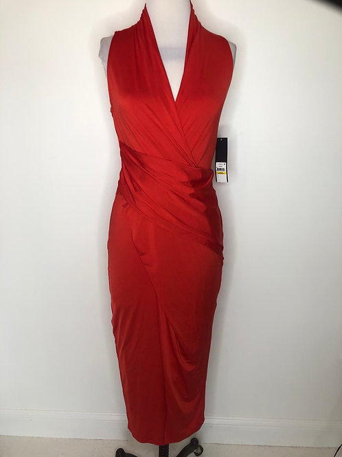 New! Rachel Roy Red Dress Size 8