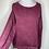 Thumbnail: Free People burgundy Top - Size XS