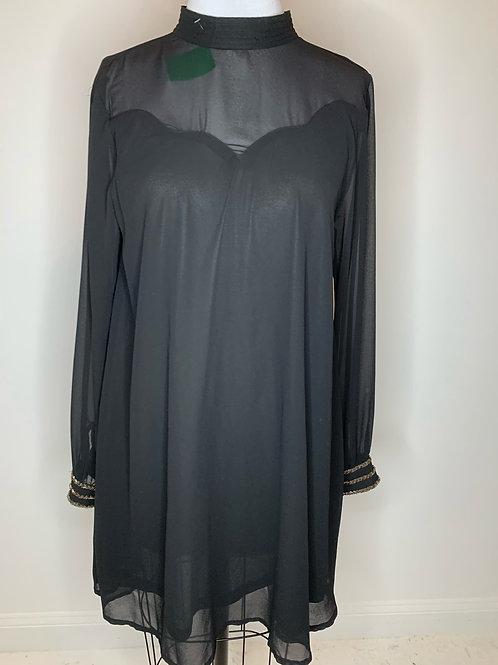Black Dress - Size Medium