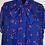 Thumbnail: Ann Taylor Floral Blouse XL