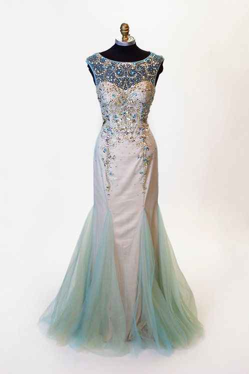 Panoply Teal - Size 4