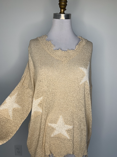 NEW Star Sweater - Various Sizes