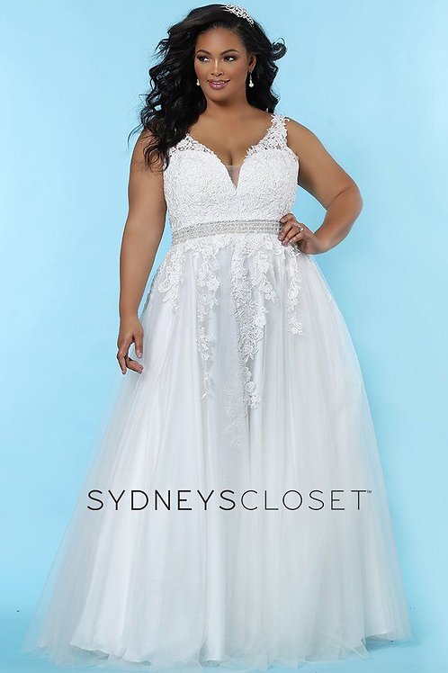 Sydney's Closet Tulle and Lace - Sizes 14-40