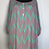Thumbnail: Pretty Pink and Mint Blouse Large