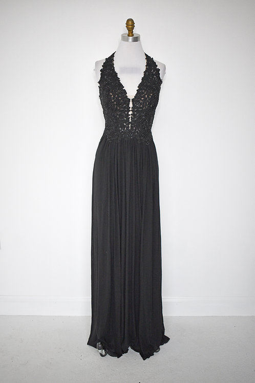 Sherri Hill Black - Size 10