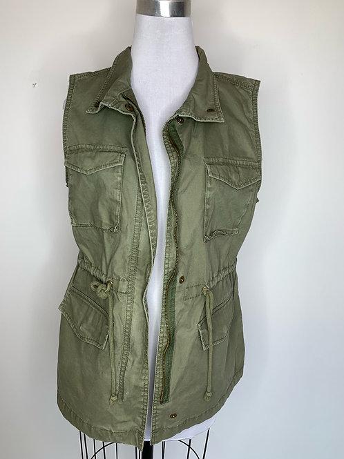 Old Navy green Vest - size medium