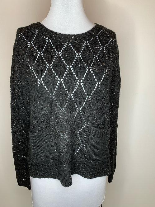 Black Sweater - Size Medium