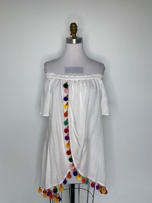 White Shirt Size Large