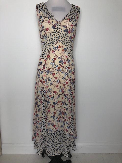 Sundance Floral Dress Size 12