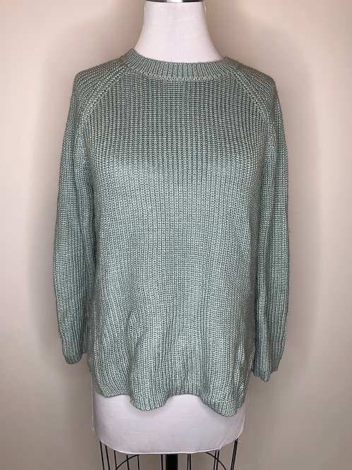 Forever 21 Blue Sweater - Size Small