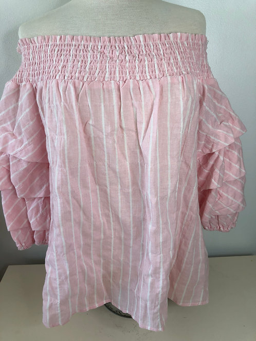 Pink Top Size Small