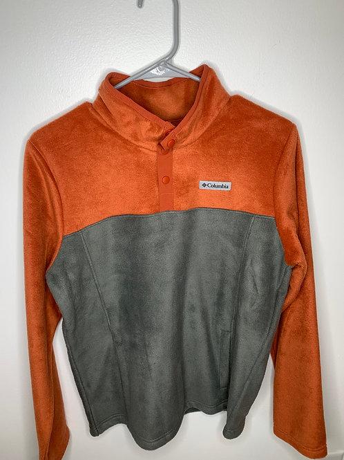 Columbia Orange/Gray Boys - Size XL