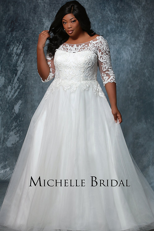 Sydney's Closet Lace and Tulle - Sizes 14-32