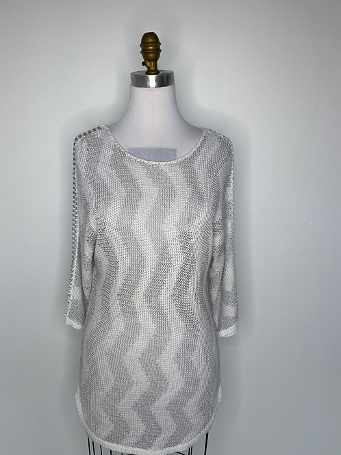 Chicos White Top Size 1