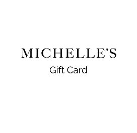 Michelle's Gift Card