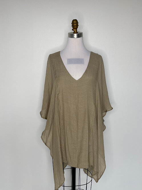 Tan Top Size Large