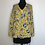 Thumbnail: J Crew Yellow Floral Blouse XS