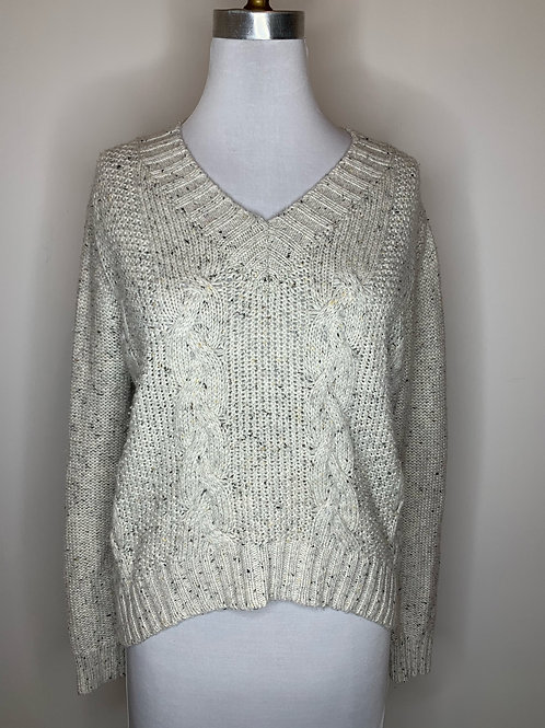 Gray Sweater - Size Small
