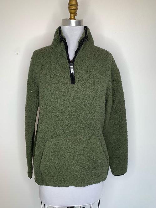 Victoria's Secret Green Sherpa - Size XS