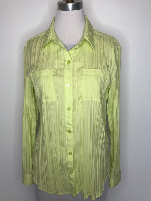 Chico's Green Top Size 1