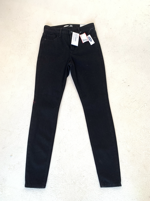NEW Old Navy Black Jeans - Size 4