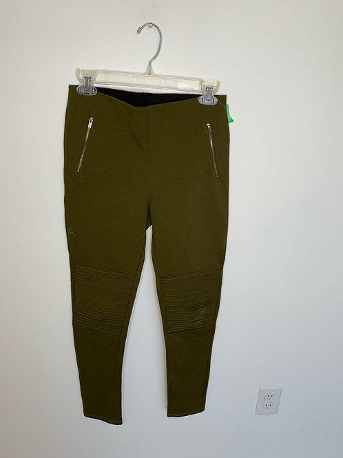 Green pants - size 8