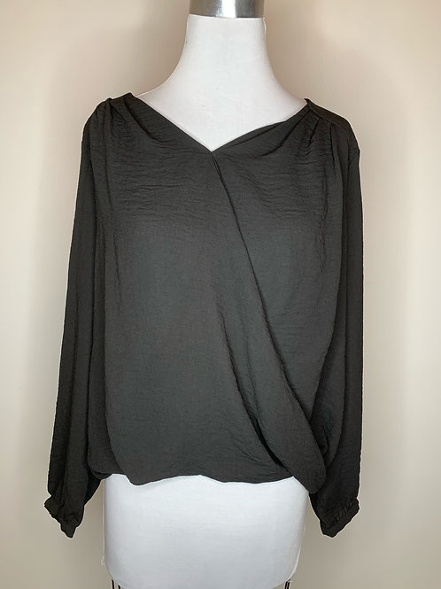 Black Top - size Medium