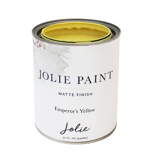 Jolie Paint - Emperor's Yellow