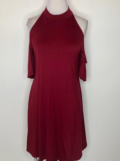 Burgundy Dress Size 8