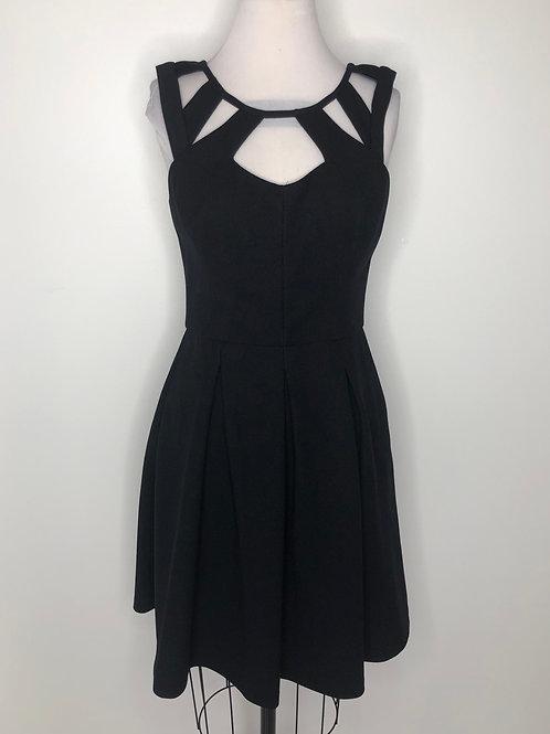 Betsy Johnson Navy Dress Size 10