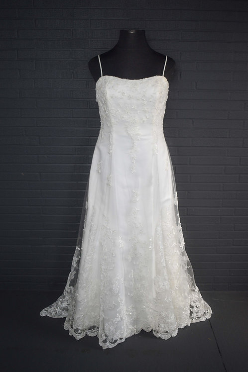 Alfred Angelo Wedding Gown - Size 18