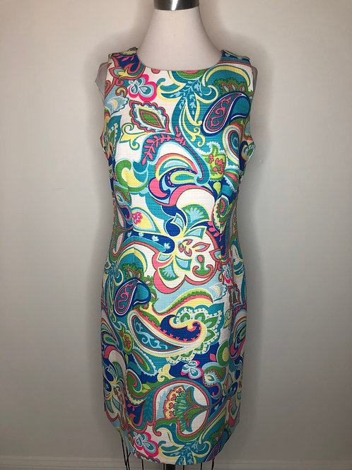 Multicolor Dress Size 8