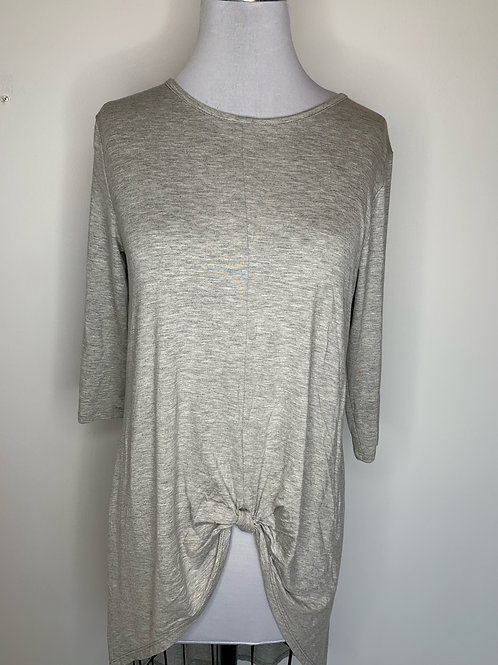 Gray Top - Size Medium