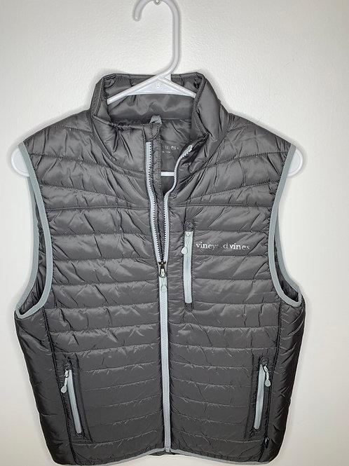 Vineyard Vines Gray Vest - Size XS