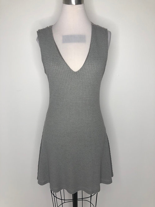 Gray Tunic Dress Size Large