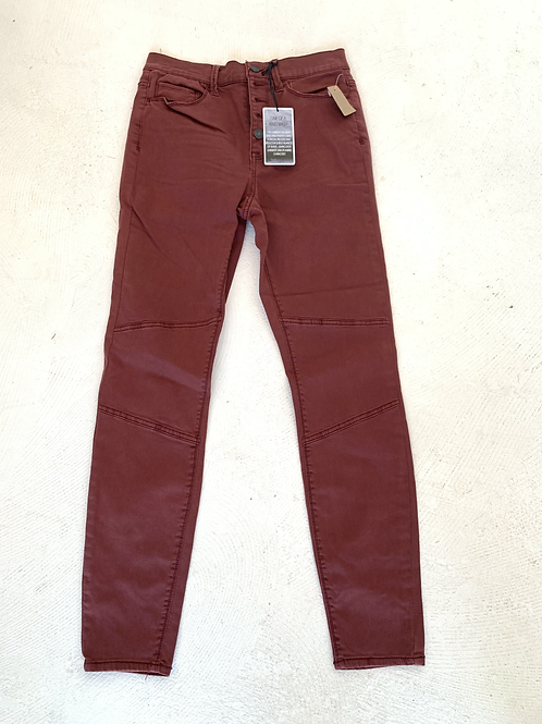 NEW Burnt Red Jeans - Size 6