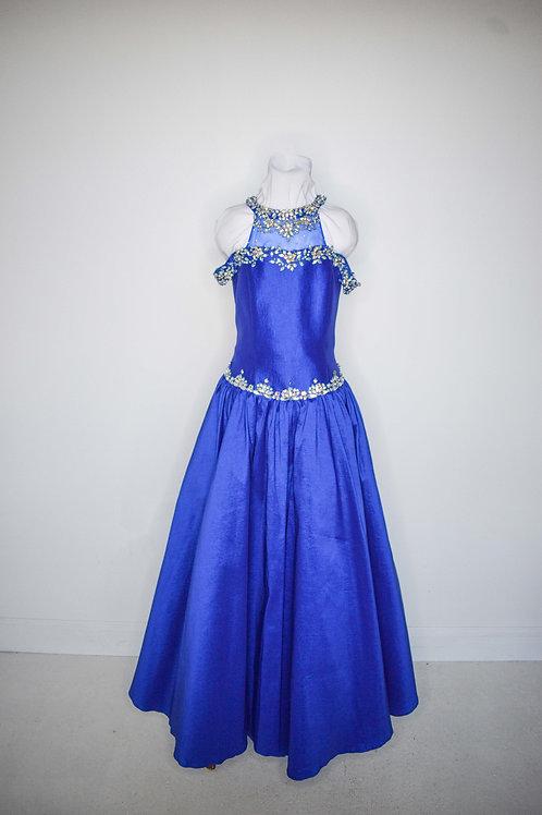 Ritzee Girl Royal Blue - Size 14