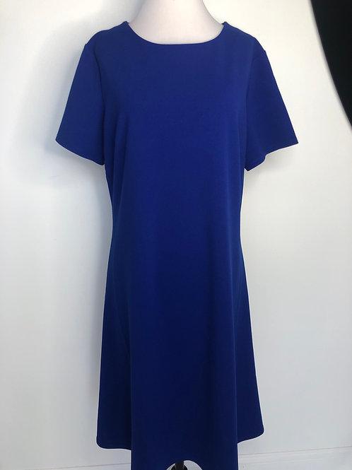 NEW! Royal Blue Dress Size 16