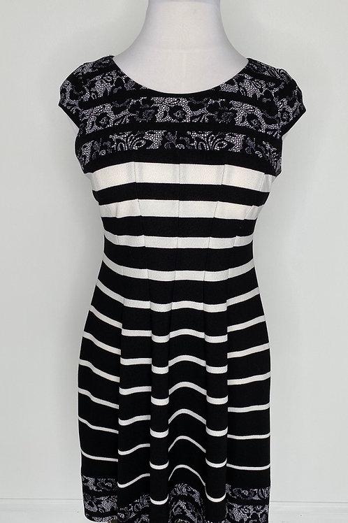 Striped dress size 16 petite