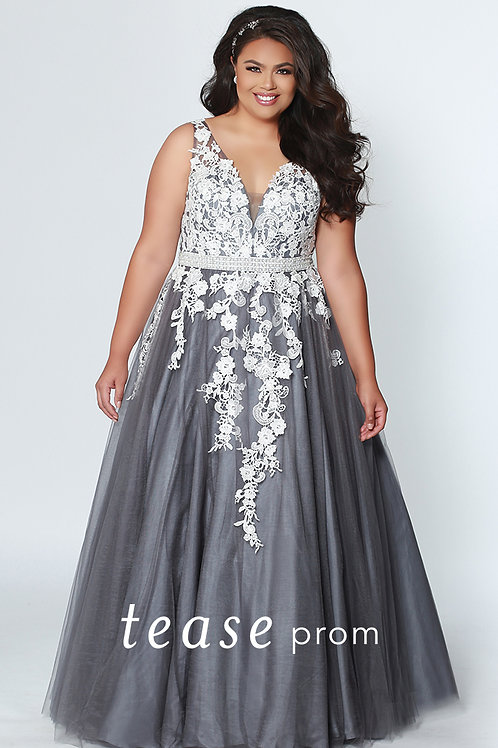 Tease Prom Tulle and Lace - Sizes 14-32