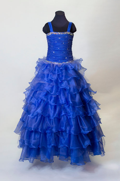 Tiffany Royal Blue - Size 8