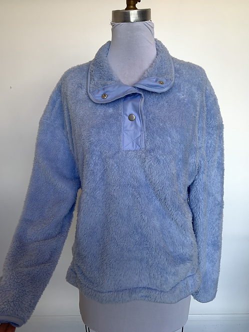 Blue Pullover - XL