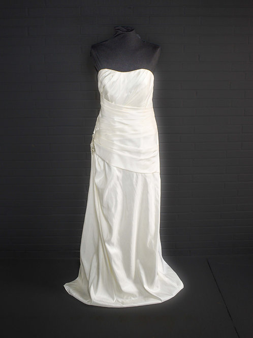 Ivory Wedding Gown - Size 6