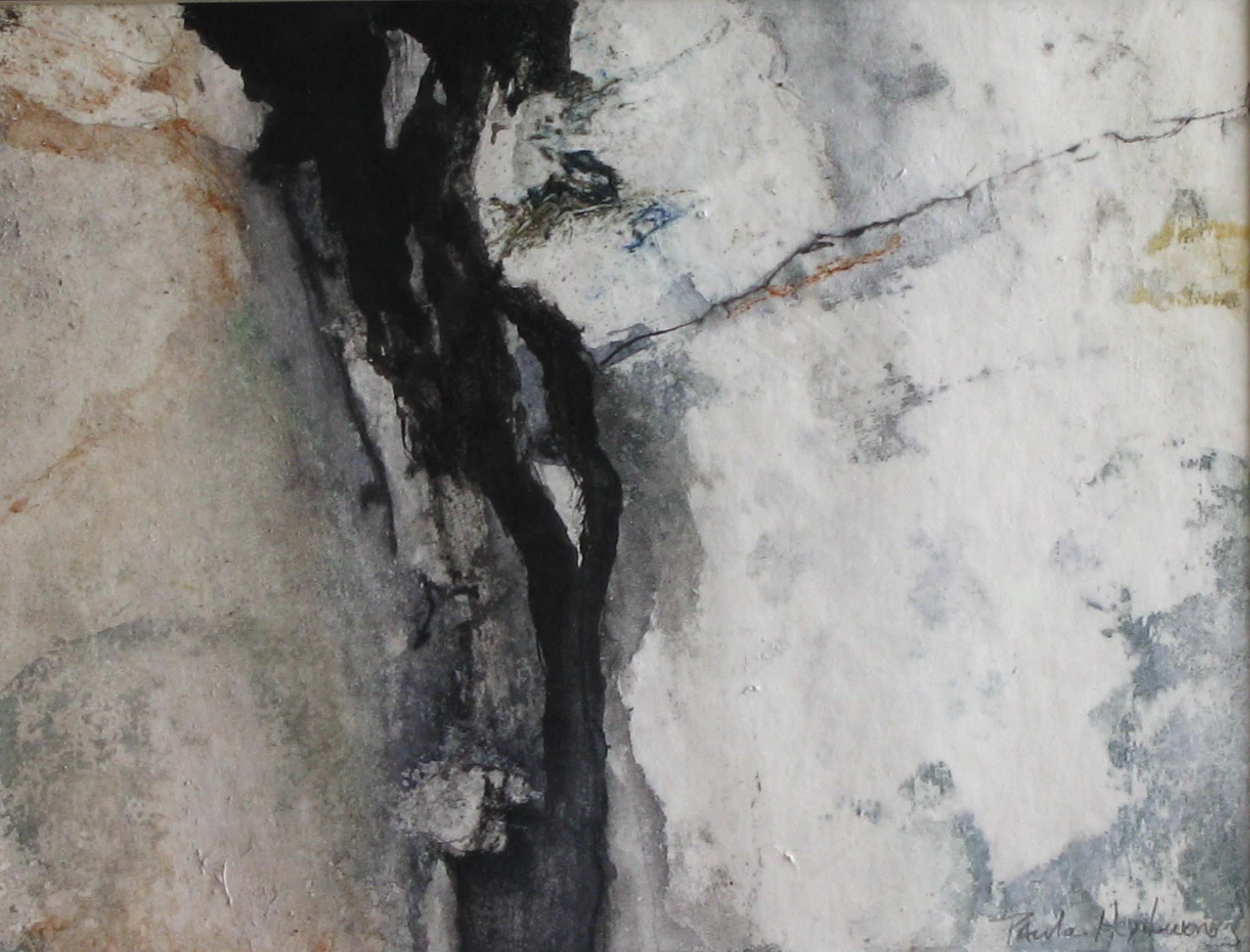 Crevice - Mixed Media