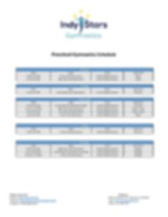 Preschool Gymnastics Schedule-2-page0001